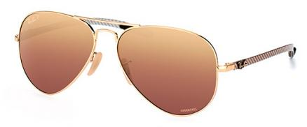Ray-Ban RB8317CH 001/6B 58 14 140