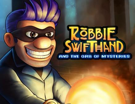 Robbie Swifthand and the Orb of Mysteries (PC)