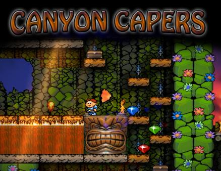 Canyon Capers (PC)
