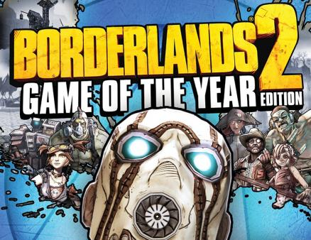 Borderlands 2: Game of the Year Edition (PC)