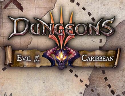 Dungeons 3: DLC-02 Evil Of The Caribbean (PC)
