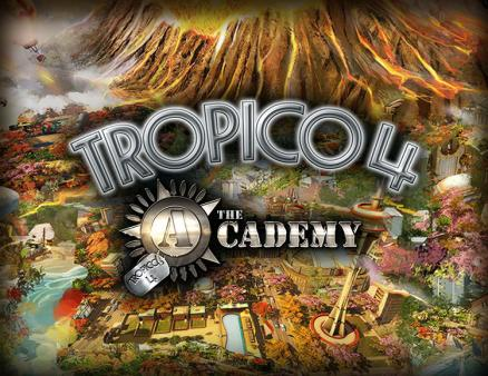 Tropico 4: The Academy (PC)