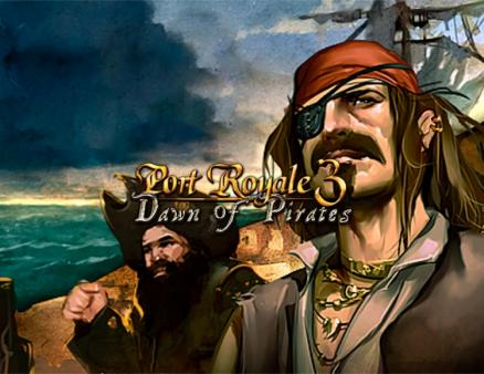 Port Royale 3: Dawn of Pirates (PC)