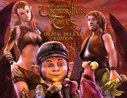 The Book of Unwritten Tales Digital Deluxe (PC)