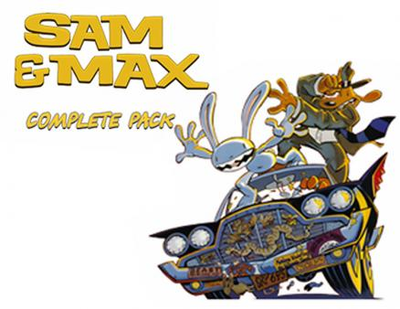 Sam and Max: Complete Pack (PC)