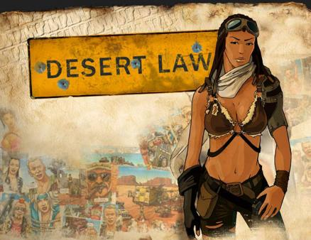 Desert Law (PC)