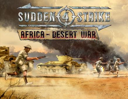 Sudden Strike 4 - Africa Desert War (PC)