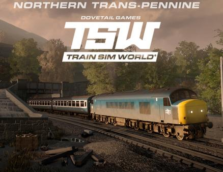 Train Sim World®: Northern Trans-Pennine: Manchester - Leeds Route Add-On (PC)