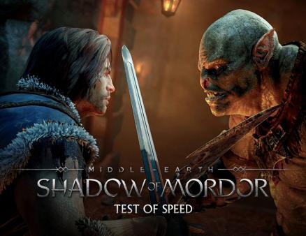 Middle-earth: Shadow of Mordor - Test of Speed (PC)