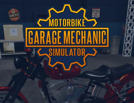 Motorbike Garage Mechanic Simulator (PC)