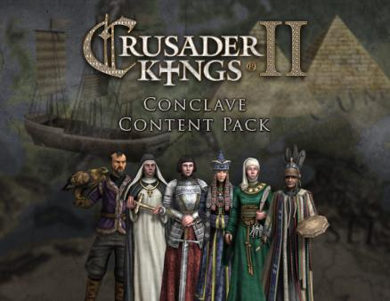 Crusader Kings II: Conclave -Content Pack (PC)