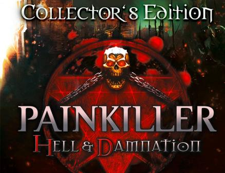 Painkiller Hell and Damnation Collectors Edition (PC)