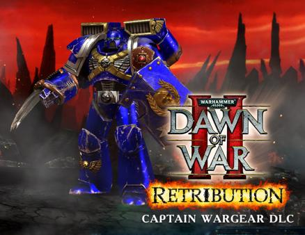 Warhammer 40,000 : Dawn of War II - Retribution - Captain Wargear DLC (PC)
