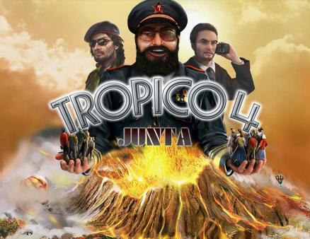Tropico 4: Junta Military (PC)