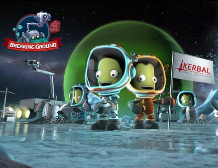 Kerbal Space Program: Breaking Ground Expansion (PC)