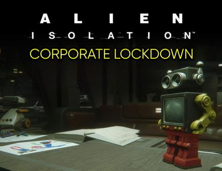Alien : Isolation - Corporate Lockdown DLC (PC)
