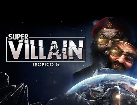 Tropico 5 - Supervillain (PC)