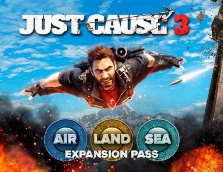 Just Cause 3 DLC: Air, Land & Sea Expansion Pass (PC)