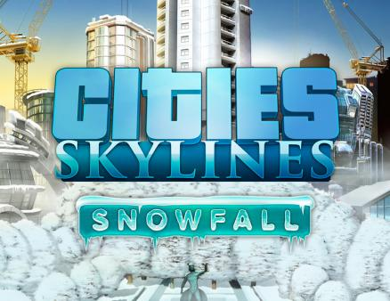 Cities Skylines - Snowfall (PC)