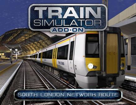 Train Simulator: South London Network Route Add-On (PC)