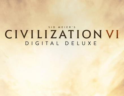 Sid Meier's Civilization VI - Digital Deluxe Edition (PC)