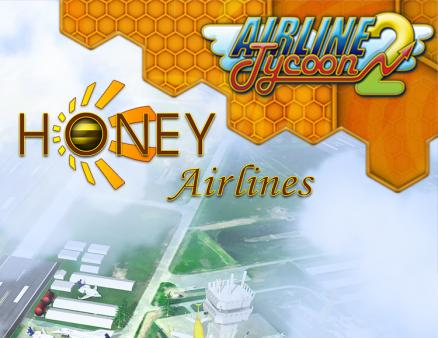 Airline Tycoon 2: Honey Airlines DLC (PC)