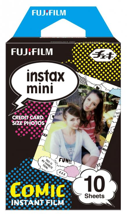 Картридж FUJIFILM (Instax Mini Comic (10 снимков))