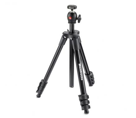 Штатив MANFROTTO (Compact Light, черный)