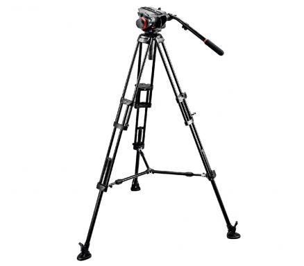 Штатив MANFROTTO (504HD, 546BK для видеосъемки)