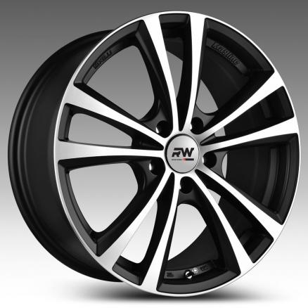 Диск литой Racing Wheels (H-792 8x18/5*112 D66.6 ET45 DMGM F/P)