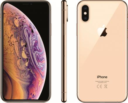 Apple iPhone Xs 64Gb Gold A2097
