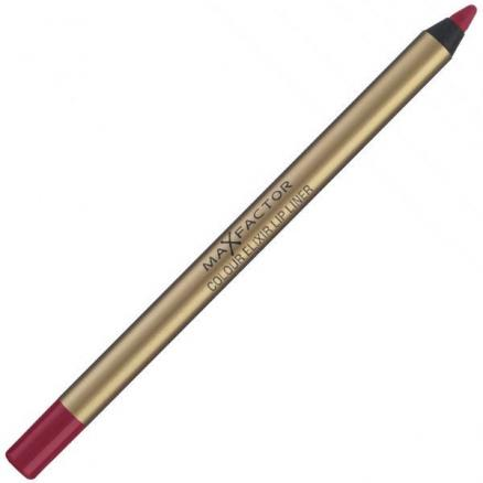 Max Factor, Colour Elixir Lip Liner, Карандаш для губ, 12 red blush