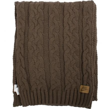 Шарф Nike chunky cable knit scarf