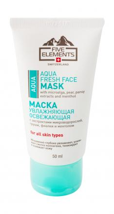 Five Elements Aqua Fresh Face Mask