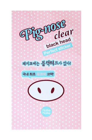 Holika Holika Pig-Nose Clear Black Head Perfect Sticker
