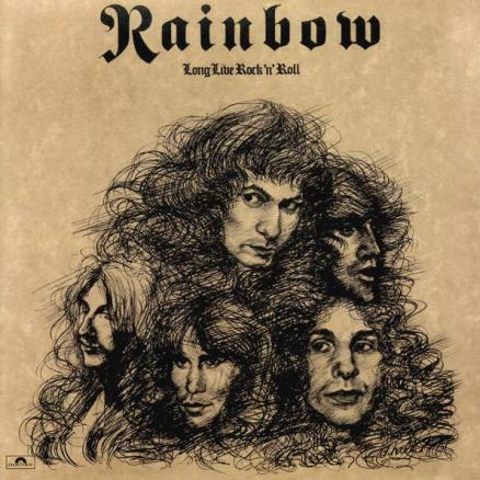 Rainbow – Long Live Rock'N'Roll (LP)