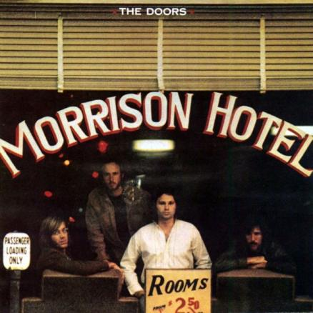The Doors. Morrison Hotel (LP)