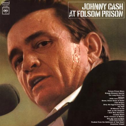 Johnny Cash – At Folsom Prison (2 LP)