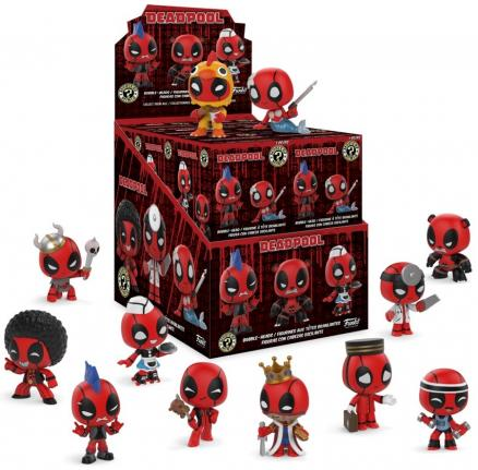 Фигурка Deadpool – Mystery Minis Bobble-Heads (в ассортименте)