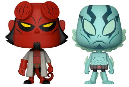 Фигурка Hellboy VYNL: Hellboy And Abe Sapien