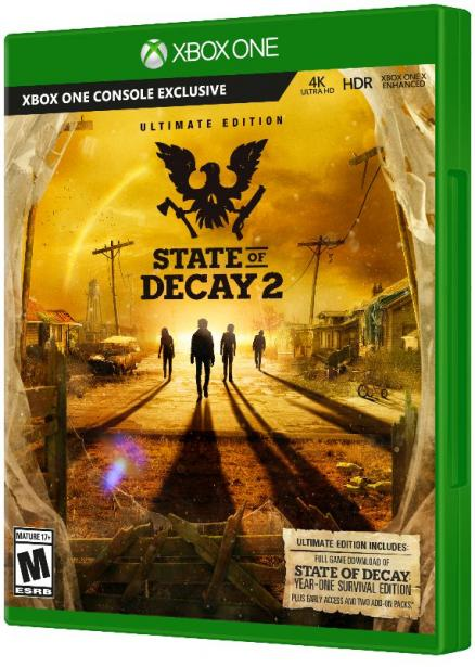 State of Decay 2. Ultimate Edition [Xbox One]