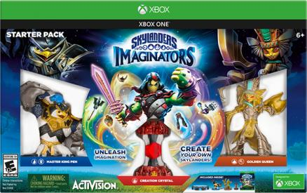 Skylanders Imaginators: Стартовый набор [Xbox One]