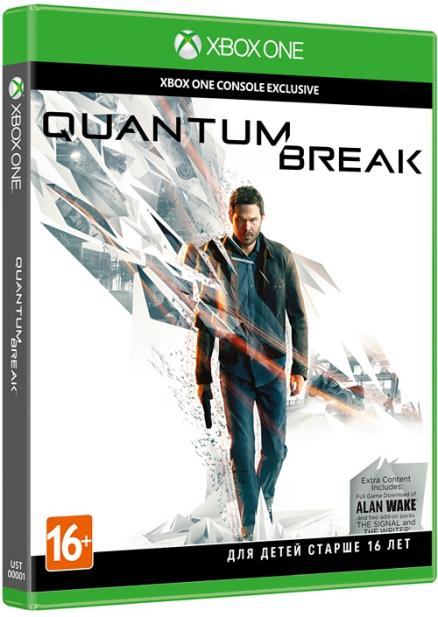 Quantum Break [Xbox One]