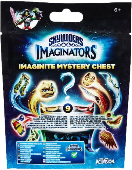 Skylanders Imaginators: Mystery chest