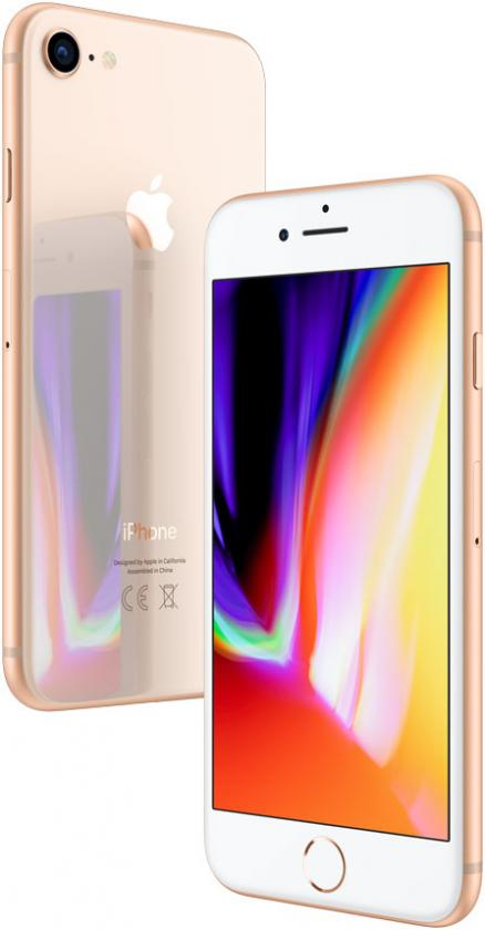Смартфон Apple (iPhone 8 64GB Gold (Золотой))