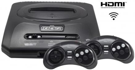Sega Retro Genesis HD Ultra 2 + 50 игр