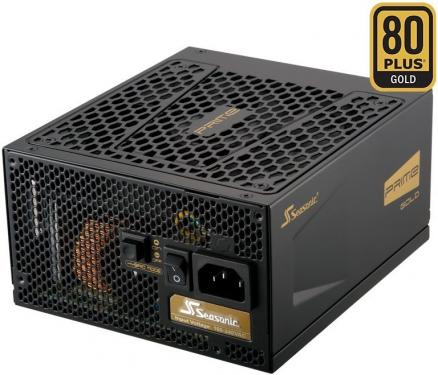 Seasonic ATX 650W PRIME ULTRA GOLD (черный)