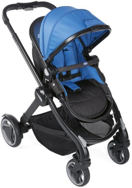 Chicco Fully Single Stroller (синий)