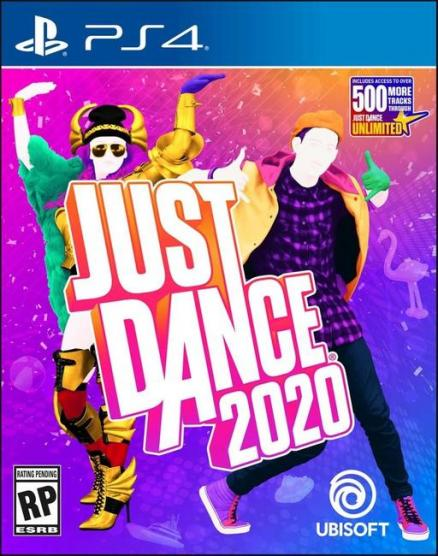PlayStation 4 Just Dance 2020