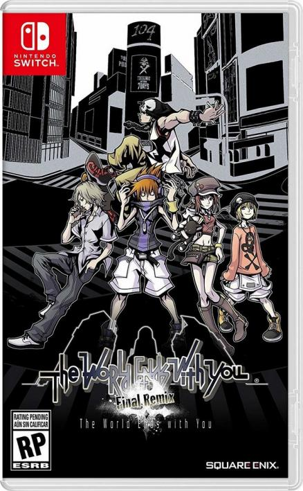 Nintendo The World Ends With You Final Remix